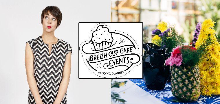 FINISTERE 2.9 BCCE Priscilla Dimezell, créatrice de l'agence Breizh Cup Cake Events