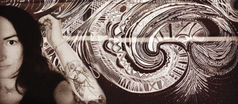 Marlene Tattoo Une Tatoueuse A L Univers Graphique Captivant