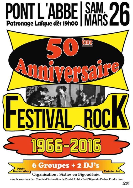 FINISTERE 2.9 festival-rock-2 50 ème anniversaire du festival Rock: ça bouge en Pays Bigouden !