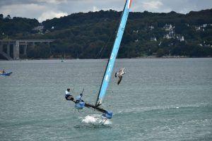 FINISTERE 2.9 Cata-en-vol-oiseau-300x200 RETOUR SUR… LE FINIST'AIR SAILING
