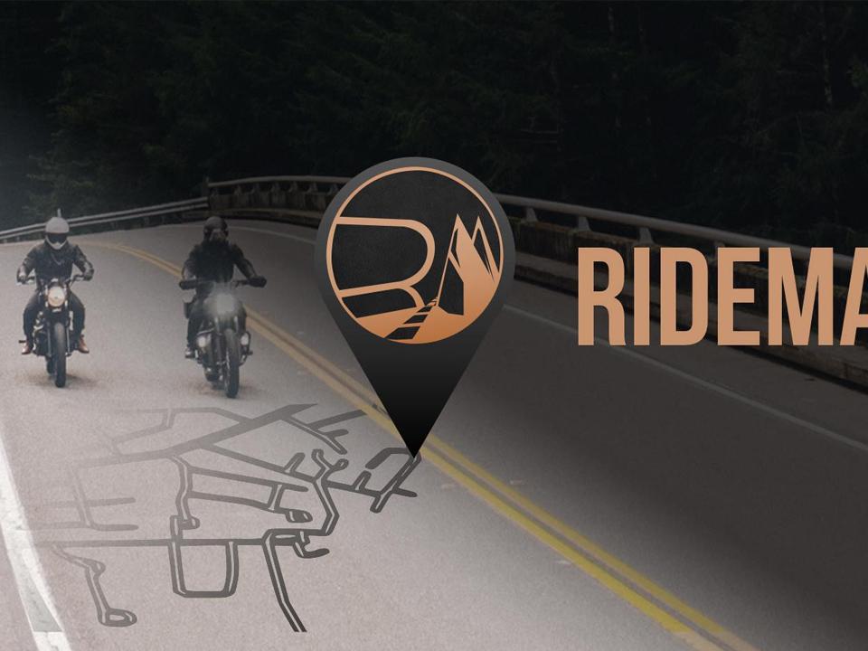FINISTERE 2.9 lll RideMate, la plateforme pour les motards