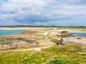 La pointe de La Torche un environnement naturel