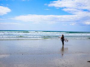 La pointe de La Torche : hotspot du surf