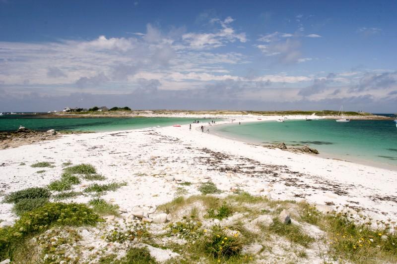 L'archipel des Glénan, les Caraïbes bretonnes