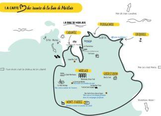 Les spots de la Baie de Morlaix : Courses à pieds et Trails