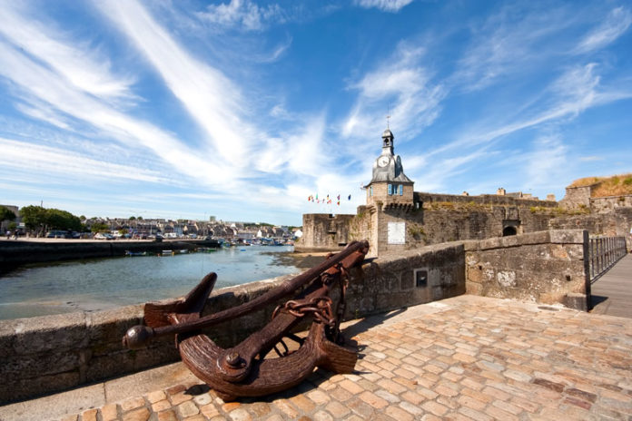 Concarneau et sa ville close