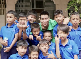 Mission humanitaire Cambodge