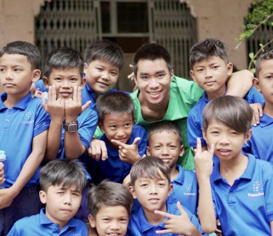 Mission humanitaire Cambodge
