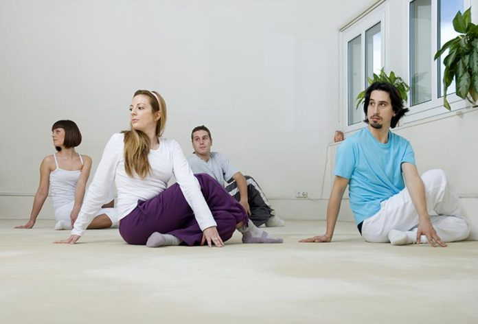 yoga pilates meditation qi gong