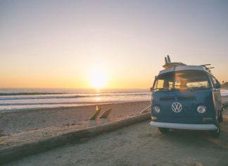 Road-trip en Finistère à bord d'un van aménagé