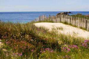 Cléder et la plage des Amiets