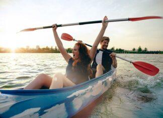 Faire du canoë kayak