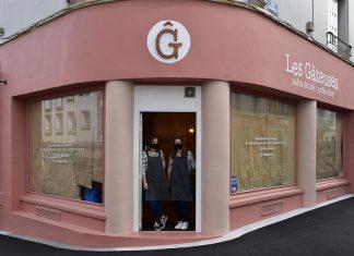 Les Gâteuses, le nouveau coffee-shop et salon de thé à Brest