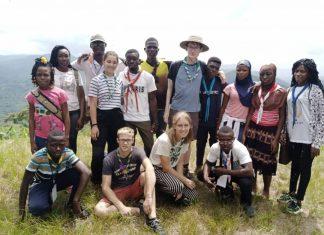 Compasd'Breizh au Togo